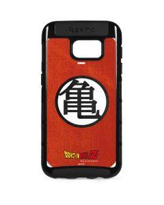 Goku Shirt Galaxy S7 Edge Cargo Case
