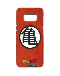 Goku Shirt Galaxy S8 Pro Case