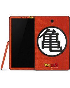 Goku Shirt Samsung Galaxy Tab Skin