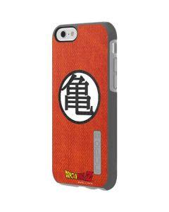 Goku Shirt Incipio DualPro Shine iPhone 6 Skin