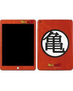 Goku Shirt Apple iPad Skin