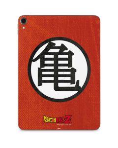 Goku Shirt Apple iPad Pro Skin