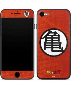 Goku Shirt iPhone 7 Skin