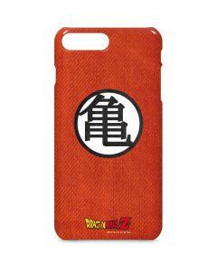 Goku Shirt iPhone 8 Plus Lite Case