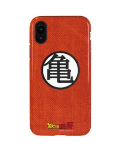 Goku Shirt iPhone XR Pro Case