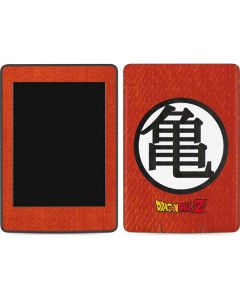 Goku Shirt Amazon Kindle Skin