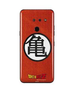 Goku Shirt LG G8 ThinQ Skin