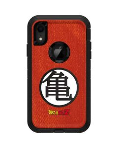 Goku Shirt Otterbox Defender iPhone Skin