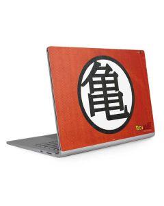 Goku Shirt Surface Book 2 15in Skin