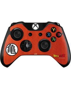 Goku Shirt Xbox One Controller Skin