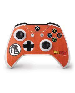 Goku Shirt Xbox One S Controller Skin