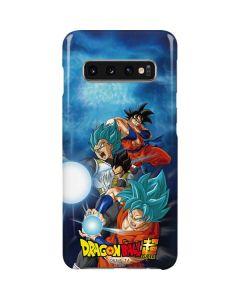 Goku Vegeta Super Ball Galaxy S10 Lite Case