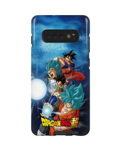 Goku Vegeta Super Ball Galaxy S10 Plus Pro Case