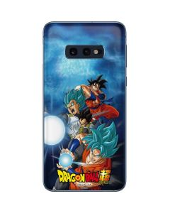 Goku Vegeta Super Ball Galaxy S10e Skin