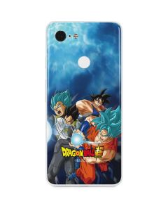 Goku Vegeta Super Ball Google Pixel 3 Skin