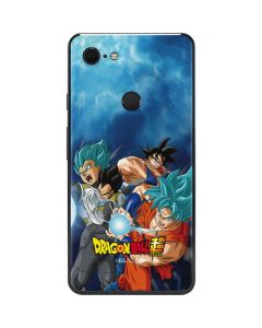 Goku Vegeta Super Ball Google Pixel 3 XL Skin