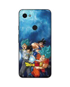 Goku Vegeta Super Ball Google Pixel 3a XL Skin