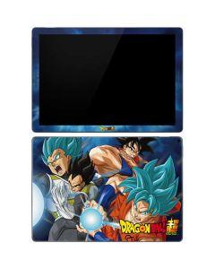 Goku Vegeta Super Ball Google Pixel Slate Skin