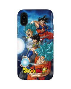 Goku Vegeta Super Ball iPhone XR Pro Case