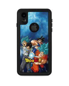 Goku Vegeta Super Ball iPhone XR Waterproof Case