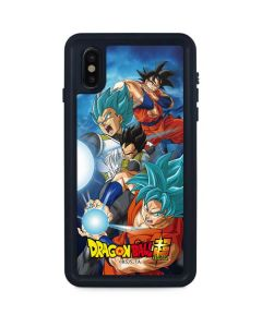 Goku Vegeta Super Ball iPhone XS Max Waterproof Case