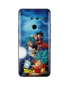 Goku Vegeta Super Ball LG G8 ThinQ Skin