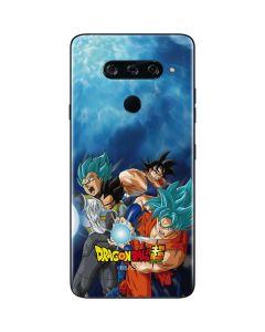Goku Vegeta Super Ball LG V40 ThinQ Skin