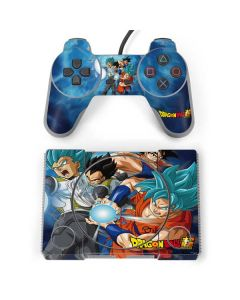 Goku Vegeta Super Ball PlayStation Classic Bundle Skin