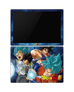 Goku Vegeta Super Ball Surface Pro 6 Skin