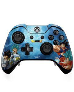 Goku Vegeta Super Ball Xbox One Elite Controller Skin