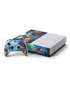 Goku Vegeta Super Ball Xbox One S All-Digital Edition Bundle Skin