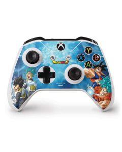 Goku Vegeta Super Ball Xbox One S Controller Skin