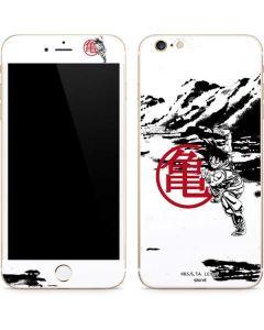 Goku Wasteland Bold iPhone 6/6s Plus Skin