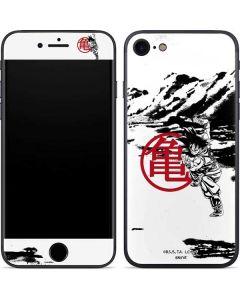 Goku Wasteland Bold iPhone 7 Skin