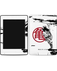 Goku Wasteland Bold Amazon Kindle Skin