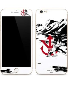Vegeta Wasteland iPhone 6/6s Plus Skin