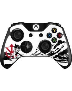 Vegeta Wasteland Xbox One Controller Skin
