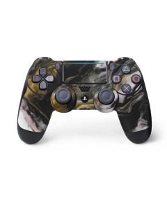 Gold Blush Marble Ink PS4 Pro/Slim Controller Skin
