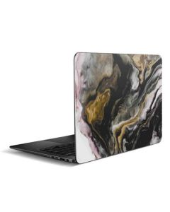 Gold Blush Marble Ink Zenbook UX305FA 13.3in Skin