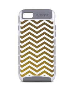 Gold Chevron iPhone 8 Cargo Case
