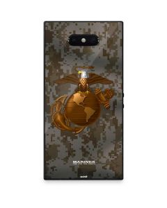 Gold Earth Marine Camo Razer Phone 2 Skin