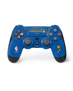 Golden State Warriors 2018 Champions PS4 Controller Skin