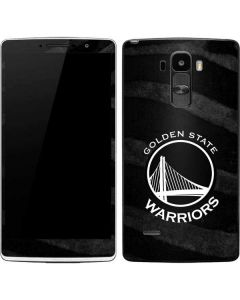 Golden State Warriors Black Animal Print G Stylo Skin
