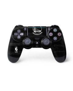 Golden State Warriors Black Animal Print PS4 Pro/Slim Controller Skin