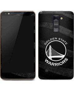 Golden State Warriors Black Animal Print Stylo 2 Skin