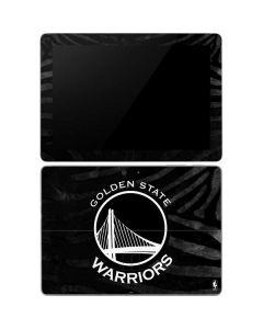 Golden State Warriors Black Animal Print Surface Go Skin