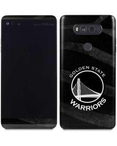 Golden State Warriors Black Animal Print V20 Skin