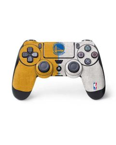 Golden State Warriors Canvas PS4 Controller Skin