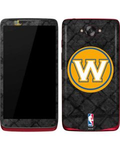 Golden State Warriors Dark Rust Motorola Droid Skin