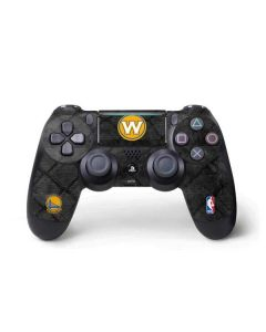 Golden State Warriors Dark Rust PS4 Pro/Slim Controller Skin